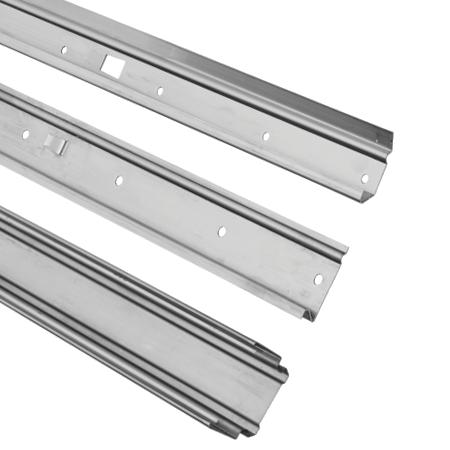 Profiler i rustfrit stål